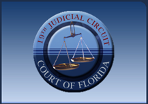 Circuit Court of Judges, 19th Judicial Circuit Court of FL logo
