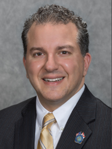 Chief Financial Officer Jimmy Patronis